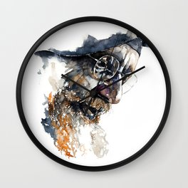 FACE#4 Wall Clock
