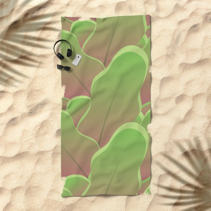 Stay Chill Beach Towel