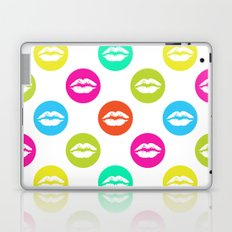 My bright lips Laptop & iPad Skin