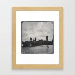 London #3 Framed Art Print