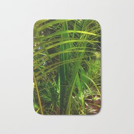 New Palm Frond Bath Mat