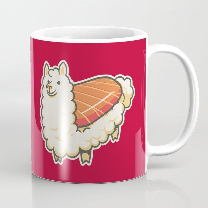 Alpaca Sushi Niguiri II Coffee Mug