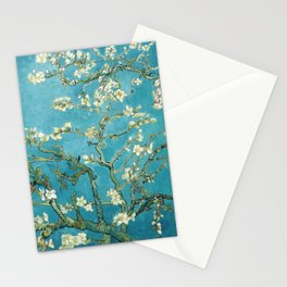 Almond Blossoms by Vincent van Gogh Stationery Cards