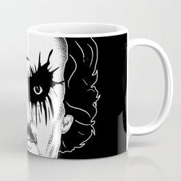 black poe Coffee Mug