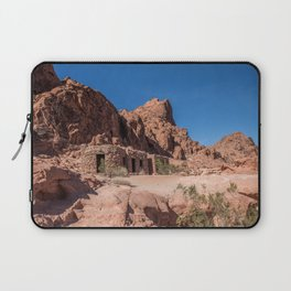 Sandstone Cabins Laptop Sleeve