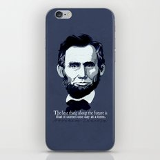The Best Thing About the Future iPhone & iPod Skin