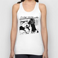 sith Tank Tops featuring Sith Youth by Don Calamari