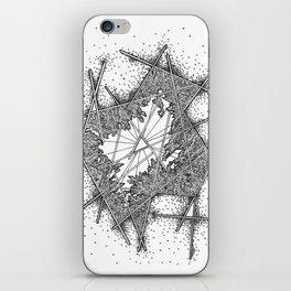 Fractal iPhone Skin