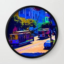 San Francisco 002 Wall Clock