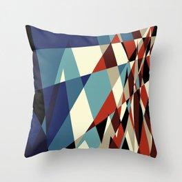 GEOCOSHA2 Throw Pillow