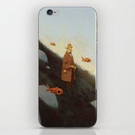 Mr. Albert iPhone Skin