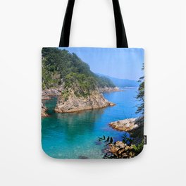 Carving Out Wonders Tote Bag