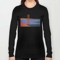 Golden Gate Bridge II Long Sleeve T-shirt