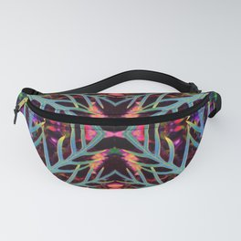 Found Colors Pattern Fanny Pack