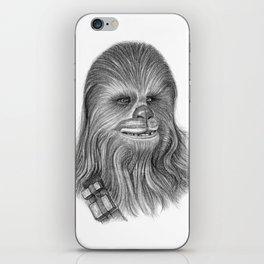 Wookiee Chewbacca iPhone Skin