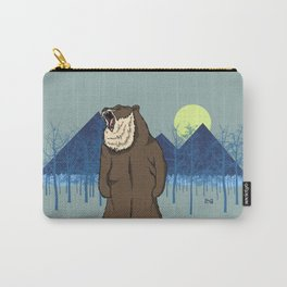 Grizzly Beard Carry-All Pouch