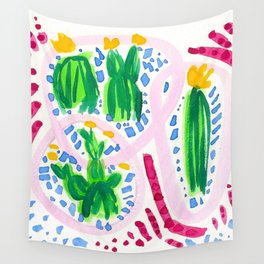 Flirty Girls Wall Tapestry