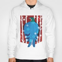 pigeon Hoodies featuring Pigeon by bbay