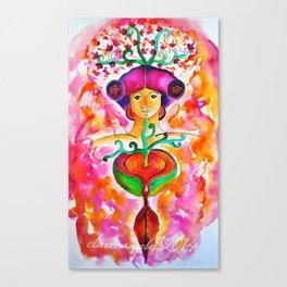 Bali Sista Canvas Print