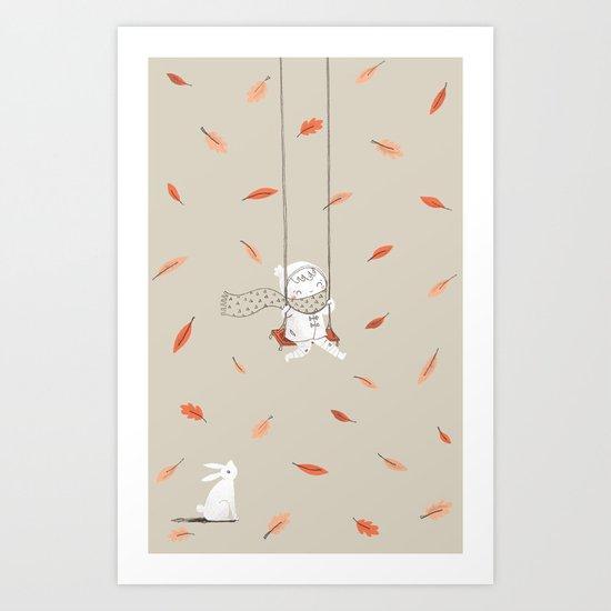 Het Prullalamonster print #1 by jacquesandlise