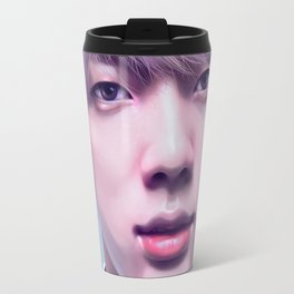 JIN BTS Travel Mug
