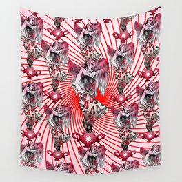 Swinging Pixie Wall Tapestry