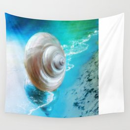 Pure Shell Wall Tapestry