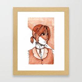 Old Sunlight Framed Art Print