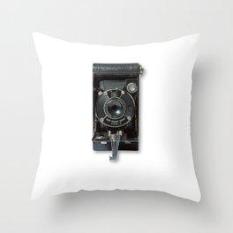 Vest Pocket Camera Throw Pillow