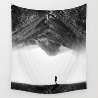 lost Wall Tapestries featuring Lost in isolation by Stoian Hitrov - Sto