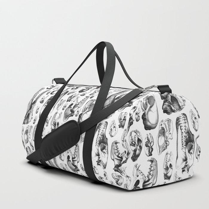 Carnivore B&W Duffle Bag
