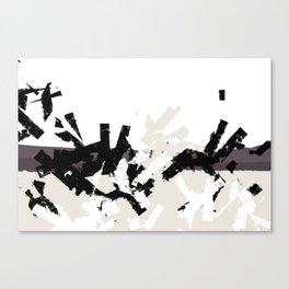 Tumbleweeds Canvas Print