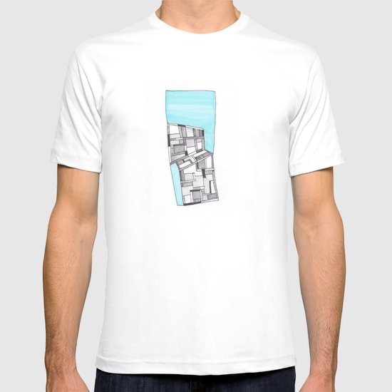 Lost Keys Cafe 2 T-shirt