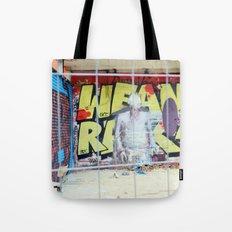 Street Art Tote Bag