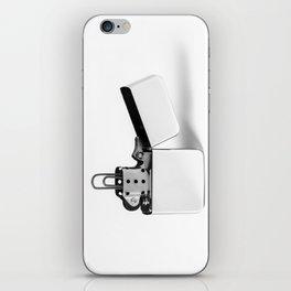 Fire II iPhone Skin