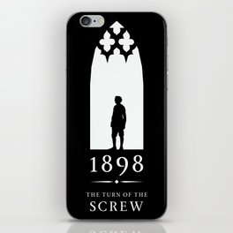 A Century of Horror Classics :: Turn of the Screw iPhone Skin