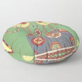 Volete Essere Proprio Floor Pillow