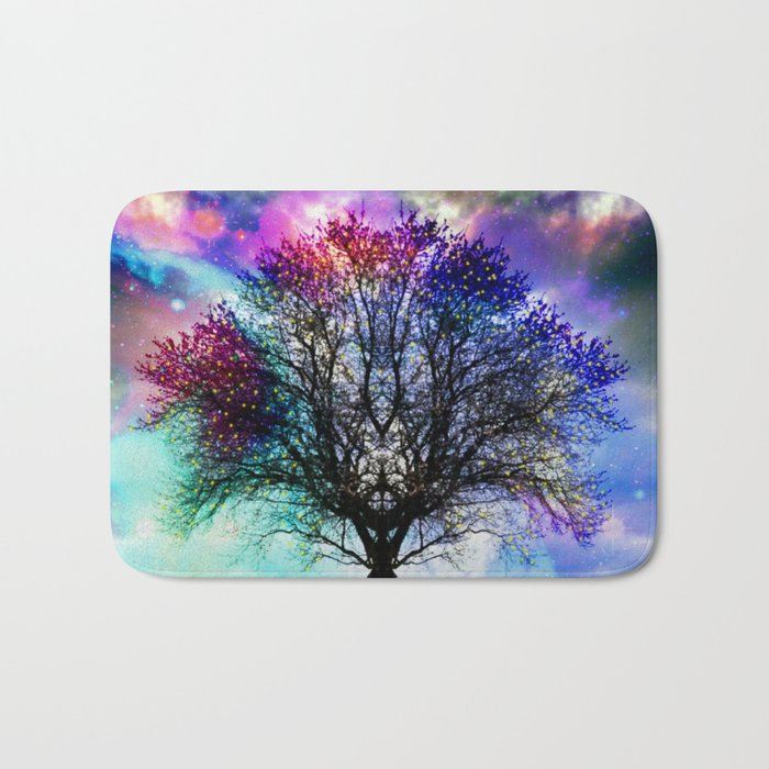 winter beauty Bath Mat