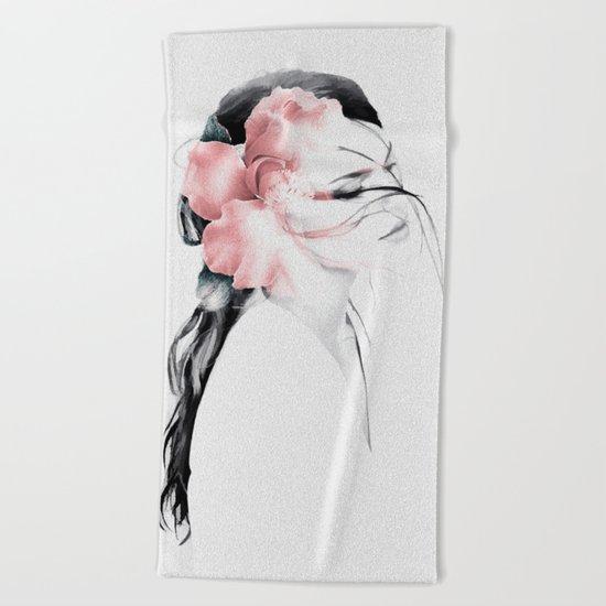 Beauty Beach Towel