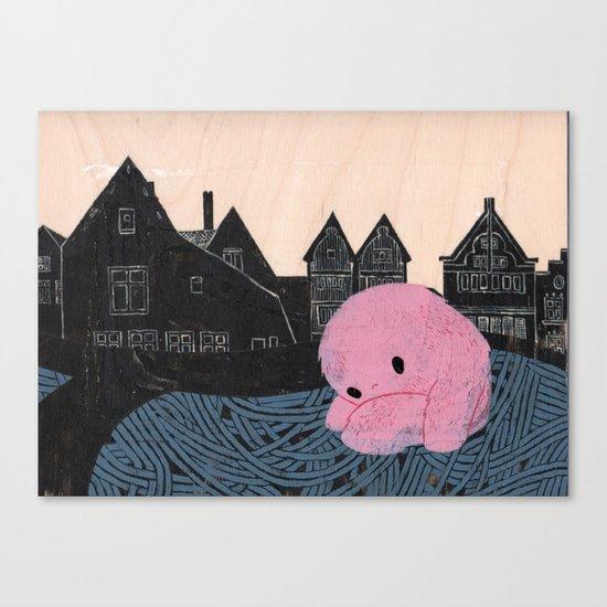 In Bruges II Canvas Print