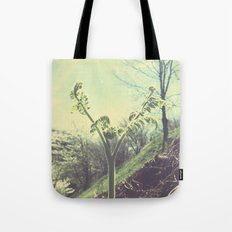 Leptosporangiate. Tote Bag