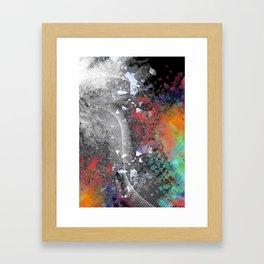 Cast: Alter Framed Art Print