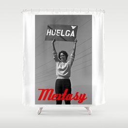 Chicana Activist Hall of Fame Shower Curtain