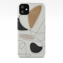 Thin Flow III iPhone Case