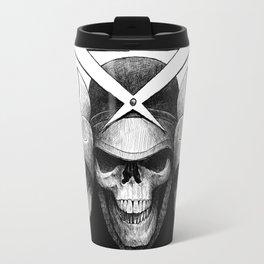 Thunder  Samurai --- Travel Mug