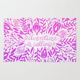 Adventure is Calling – Unicorn Palette Rug