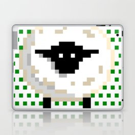 The sheep, it goes Baa! Laptop & iPad Skin