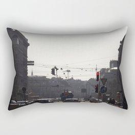 Stop Rectangular Pillow