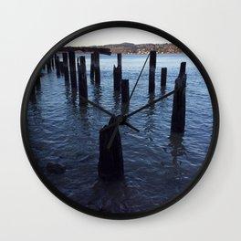 Carquinez straight Wall Clock