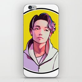 iKON Rainbow - Bobby iPhone Skin